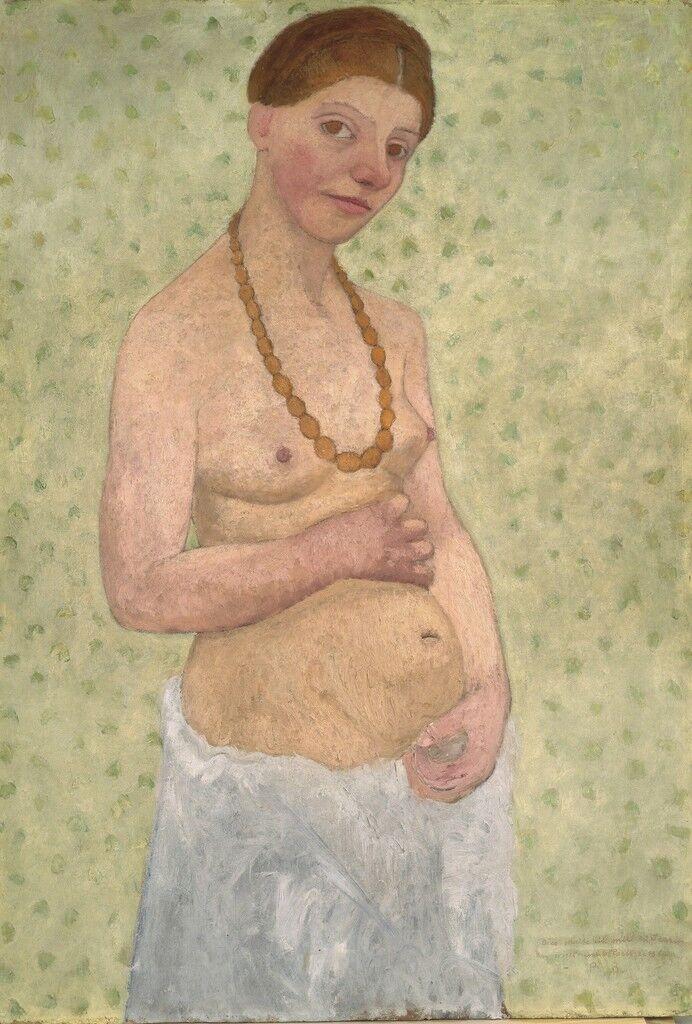 Autoportrait au Sixième Anniversaire de Mariage