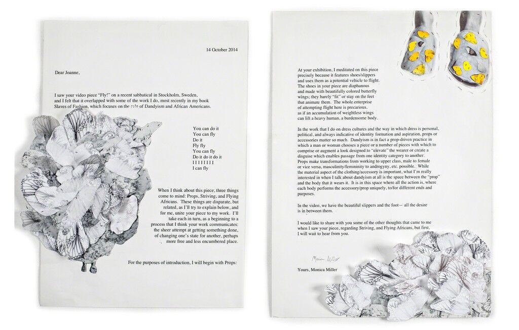 October Letter, MLM-JGY