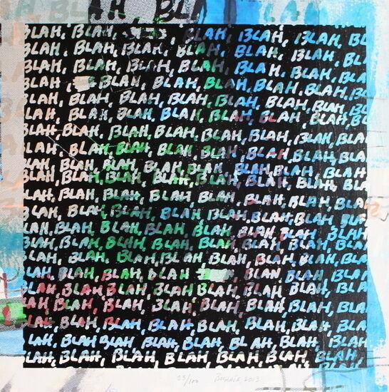 Blah Blah Blah + Background Noise