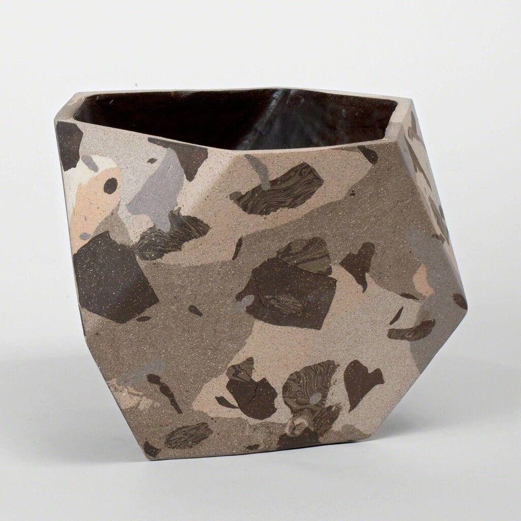 Truncated Tetrahedron Vessel