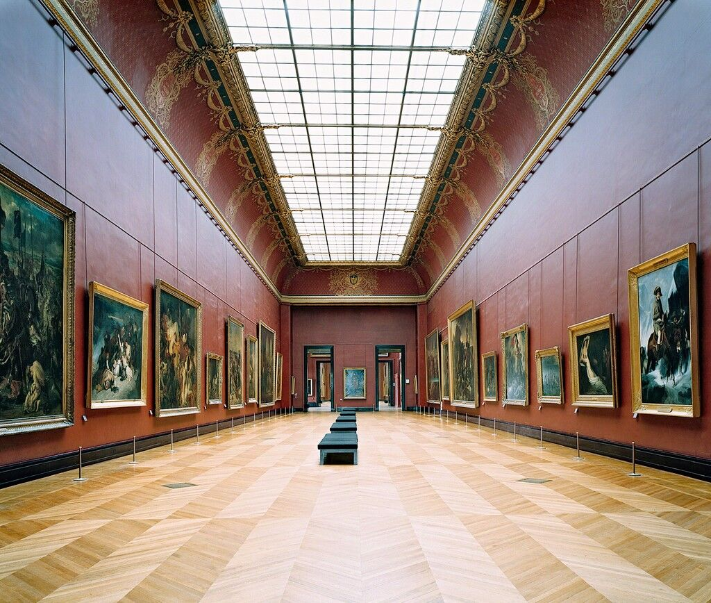 Musée du Louvre Paris XXI