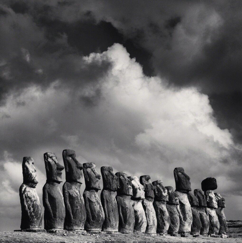Moai, Study 16, Ahu Tongariki