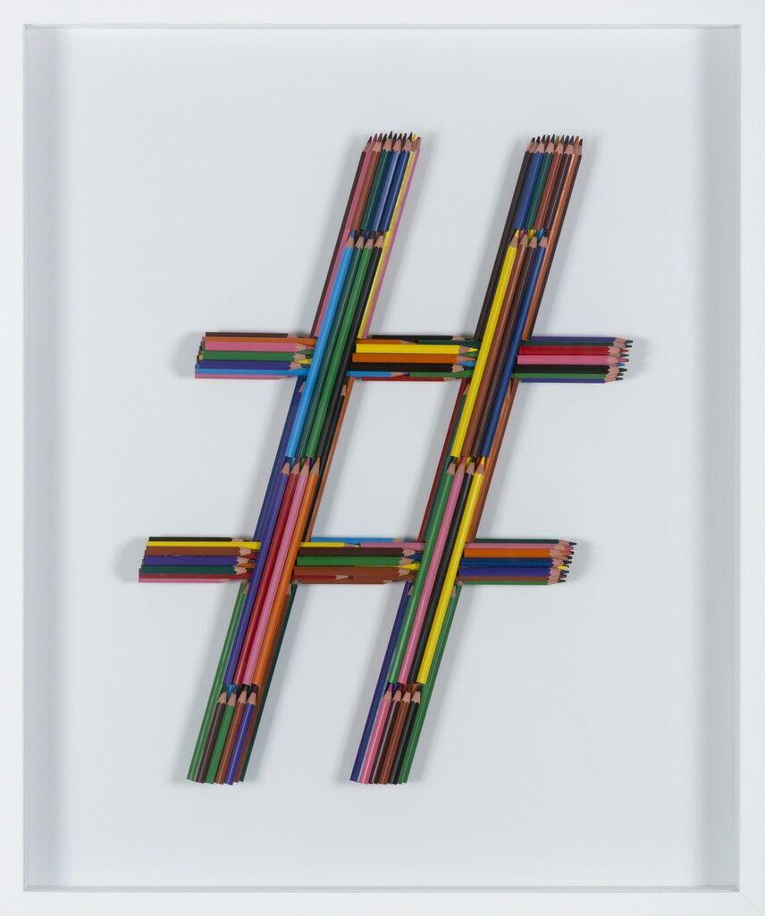 Hashtag Crayons