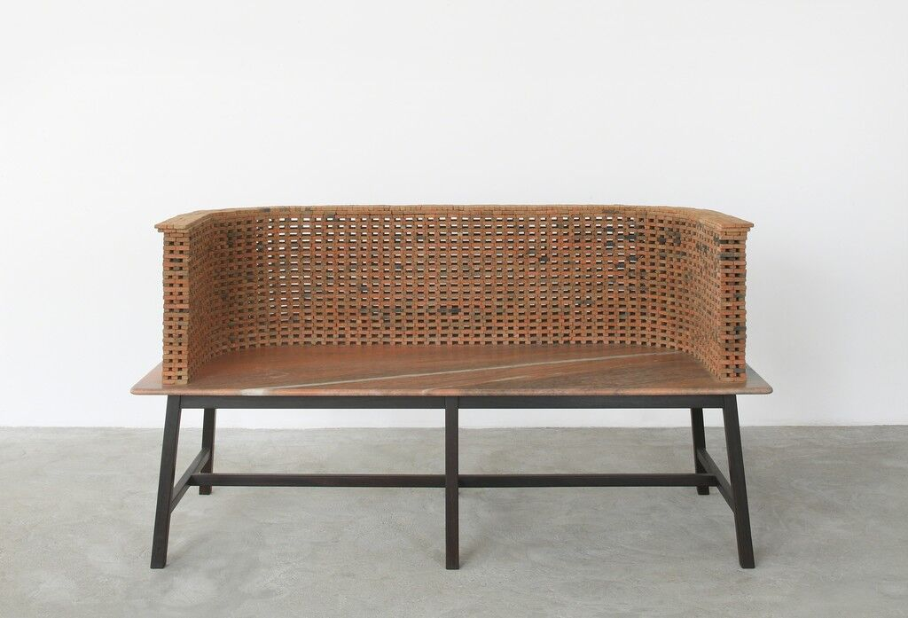 Brick Study II - Bench