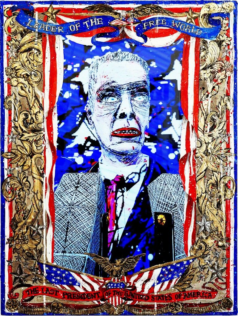 American Circus - The Last President of the United States of America