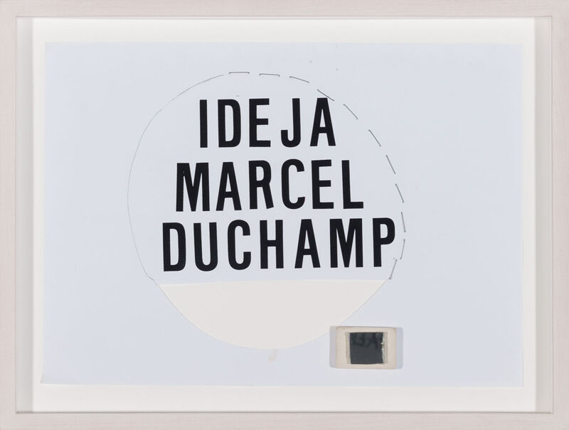Idea M. Duchamp 1.
