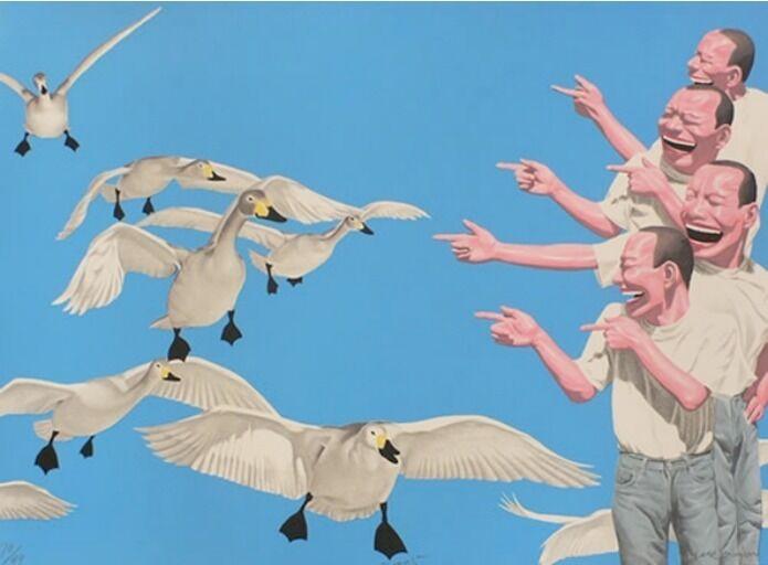 Big Swans