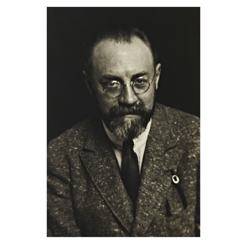 Portrait of Matisse