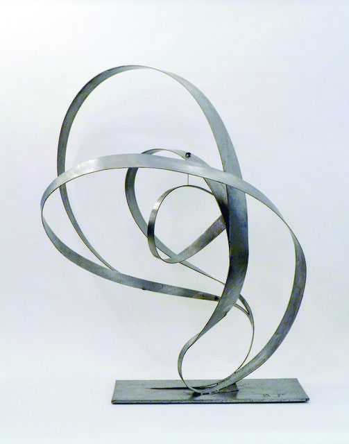 Early Sculpture with Kinetic Element