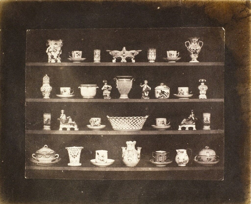 Articles of Porcelain