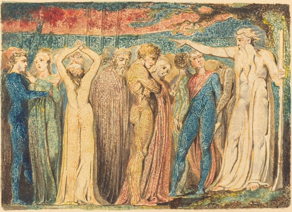 Joseph of Arimathea Preaching to the Britons