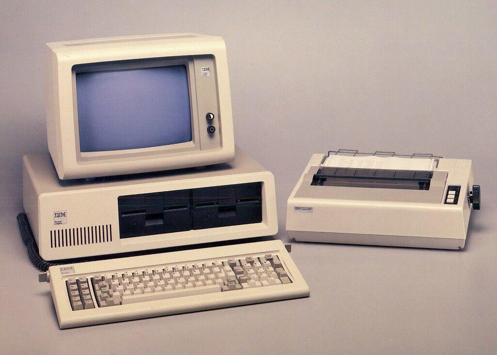 IBM 5150 Personal Computer