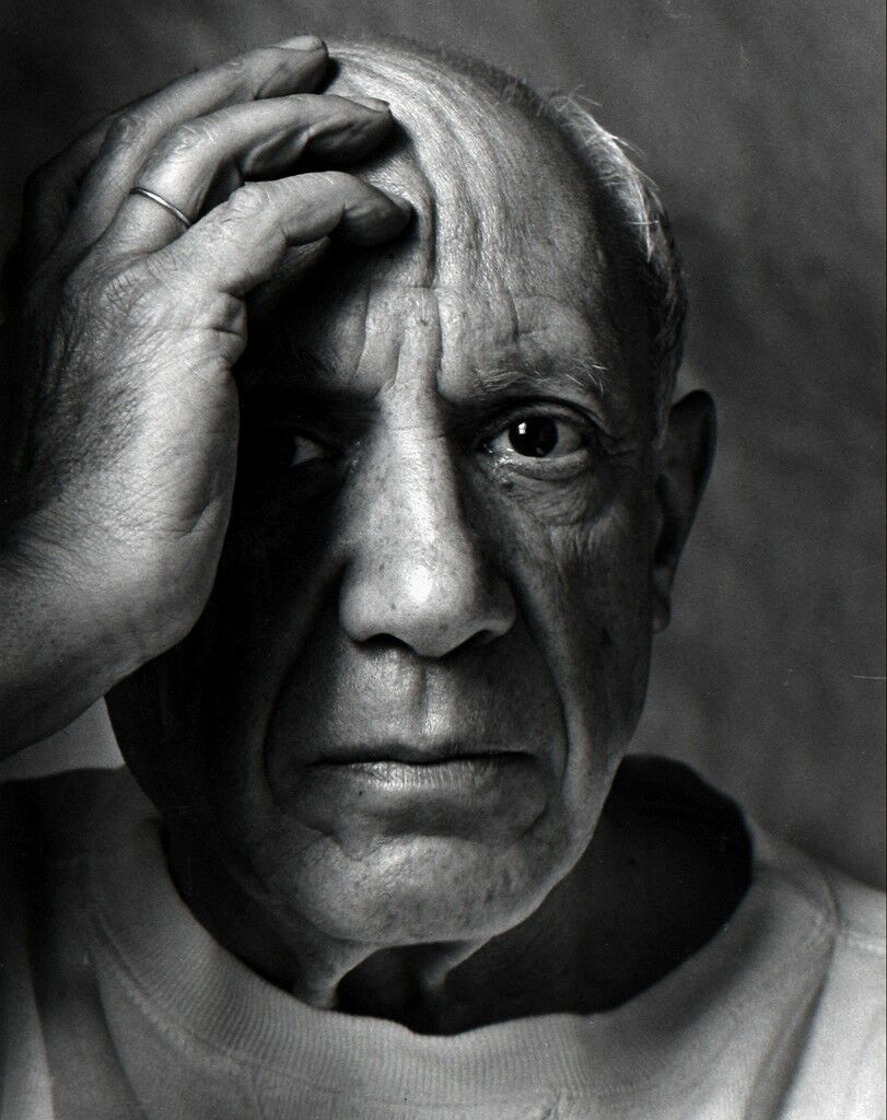Pablo Picasso, Vallauris, France