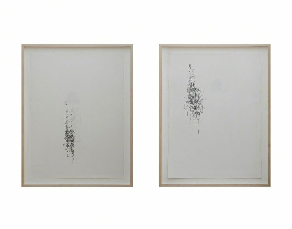 Untitled I and Untitled II (Nov. & Dec. 1997)