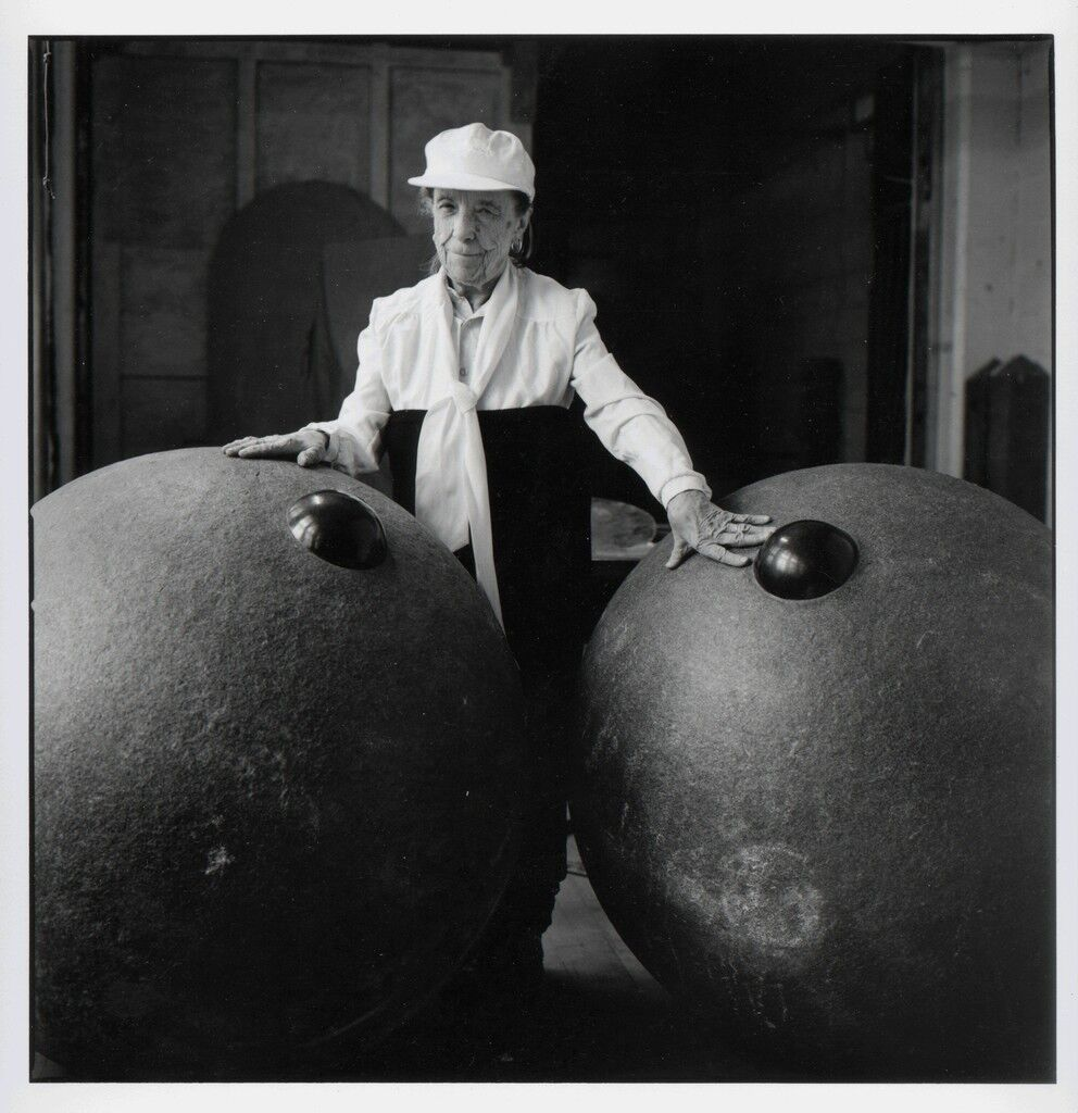 Louise Bourgeois, Brooklyn, 1995: Nos Amis