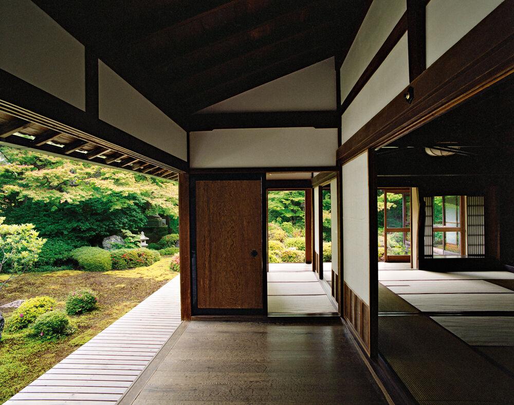 Genkō-an 3 Northwest Kyoto 9 June 2009 (8:00–9:00)