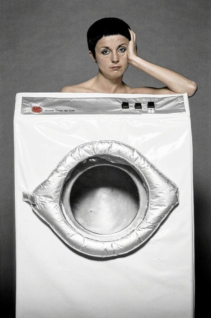 In the Kitchen (Washing Machine)