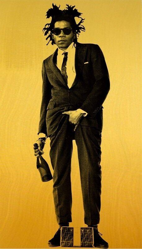Cojones Basquiat, Gold
