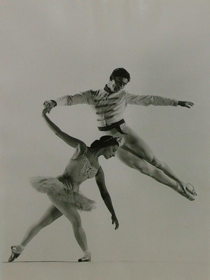 Alicia Alonso & Igor Youskevitch