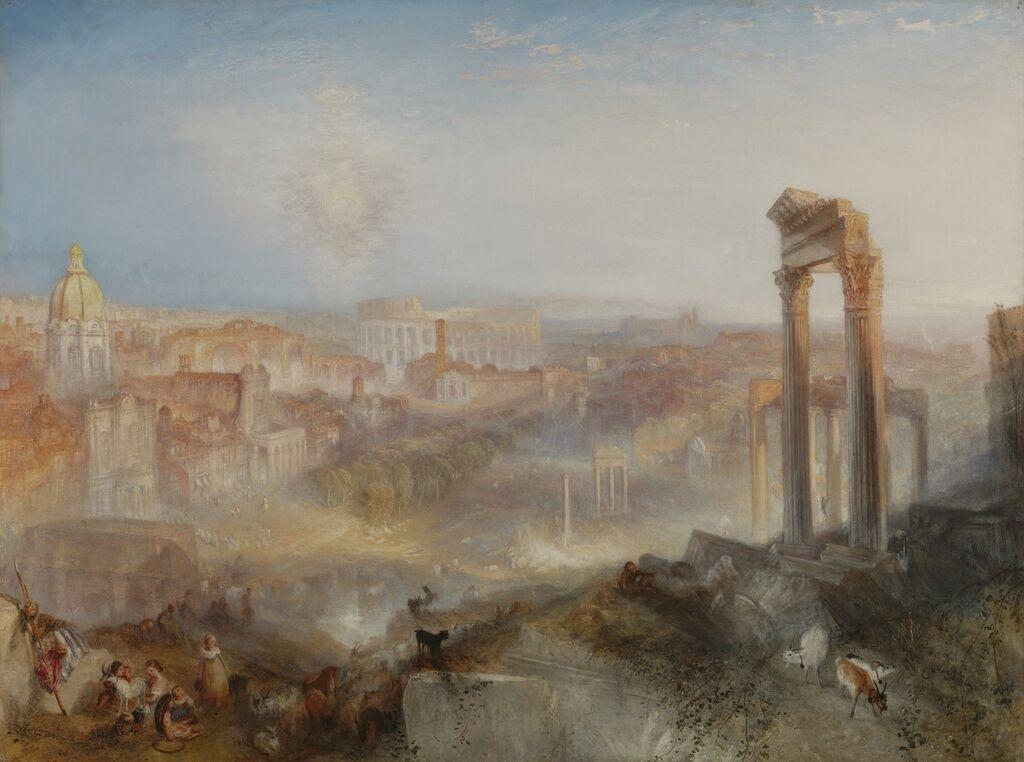 Modern Rome - Campo Vaccino