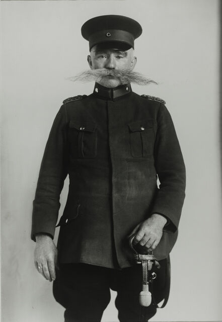 Police Officer, 1925