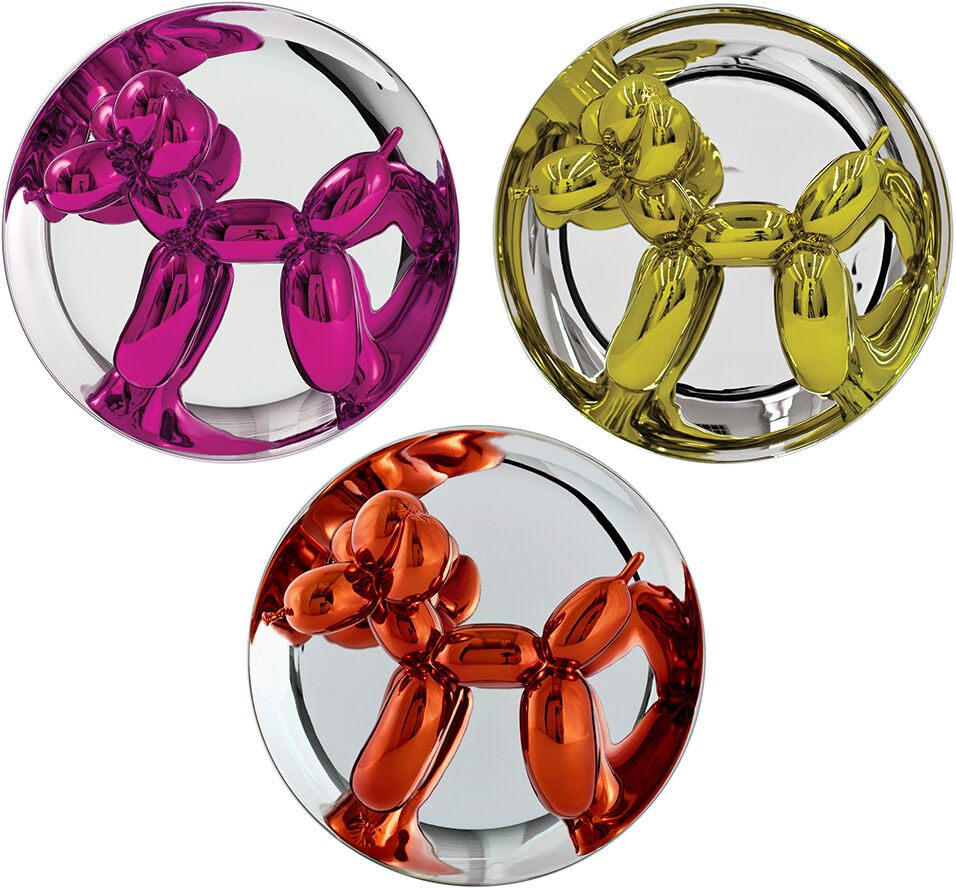 Balloon Dog Set of Three