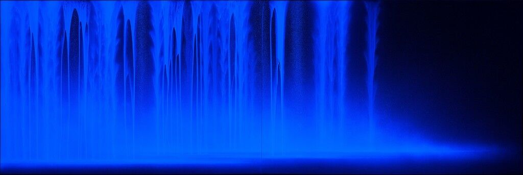 Waterfall: Night