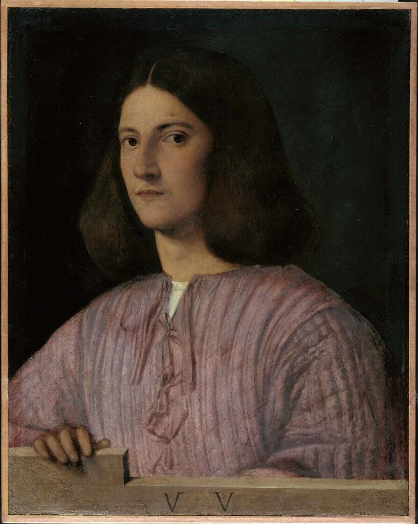 Portrait of a Young Man ('Giustiniani Portrait')