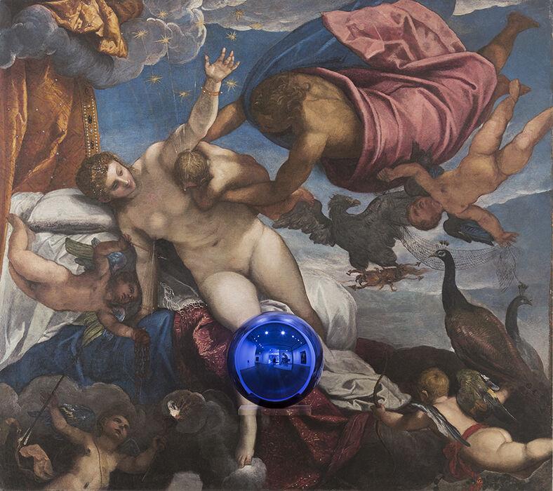 Mirando la pelota (Tintoretto, el origen de la Vía Láctea)