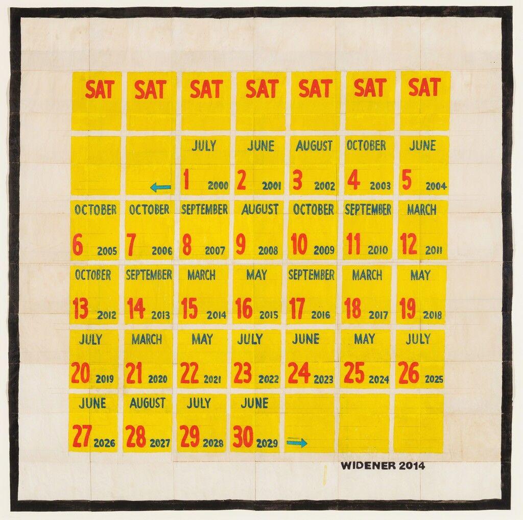 Month of Saturdays