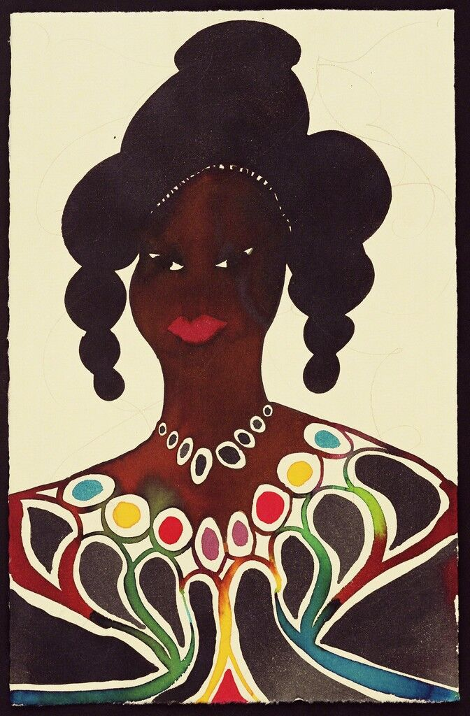 Untitled (Afromuse)