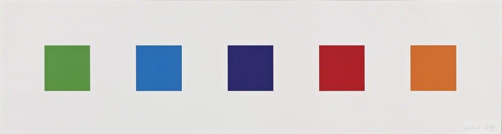Color Squares 1