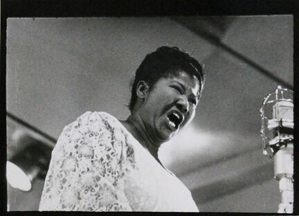 Mahalia Jackson, Newport Jazz Festival