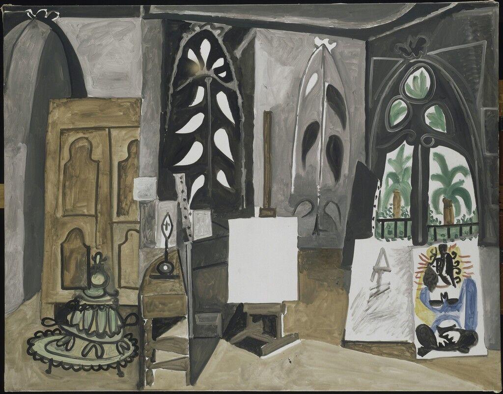 L'Atelier de la Californie (The Studio La Californie)