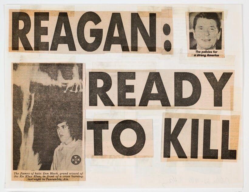 Reagan: Ready to Kill