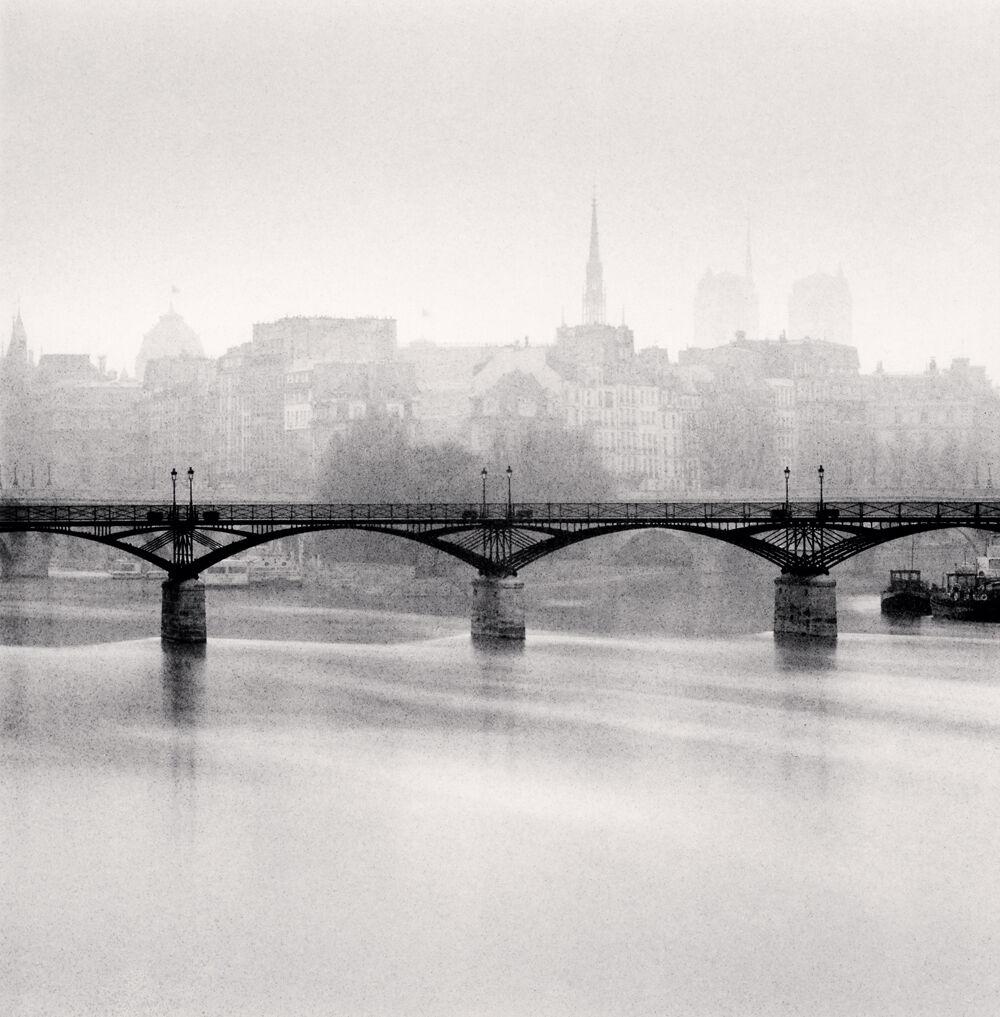 PONT DES ARTS, STUDY 3, PARIS, FRANCE, 1987