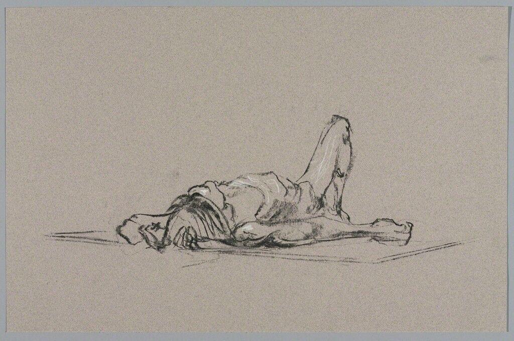 Untitled (Lying pose)