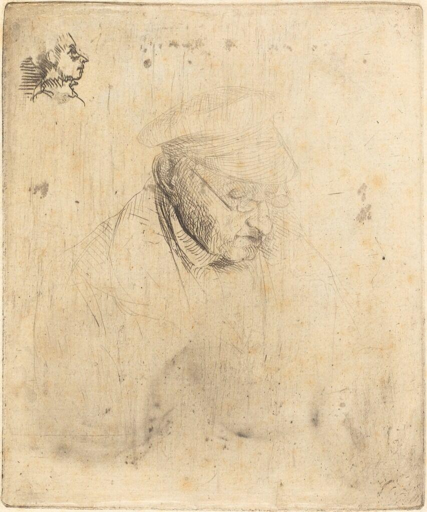 René-Hilaire de Gas, Grandfather of the Artist