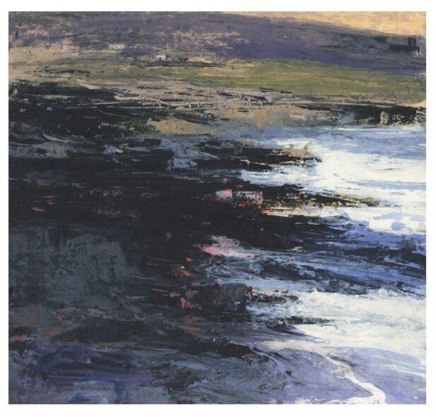 Fractured Shoreline VI