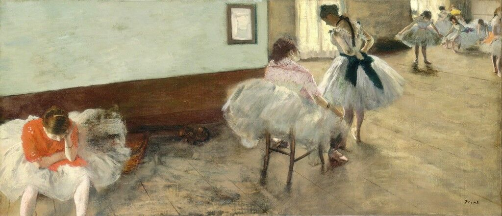 The Dance Lesson