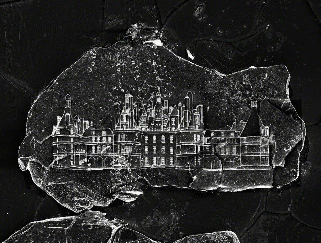 Sandcastle # 01 (Château de Chambord)