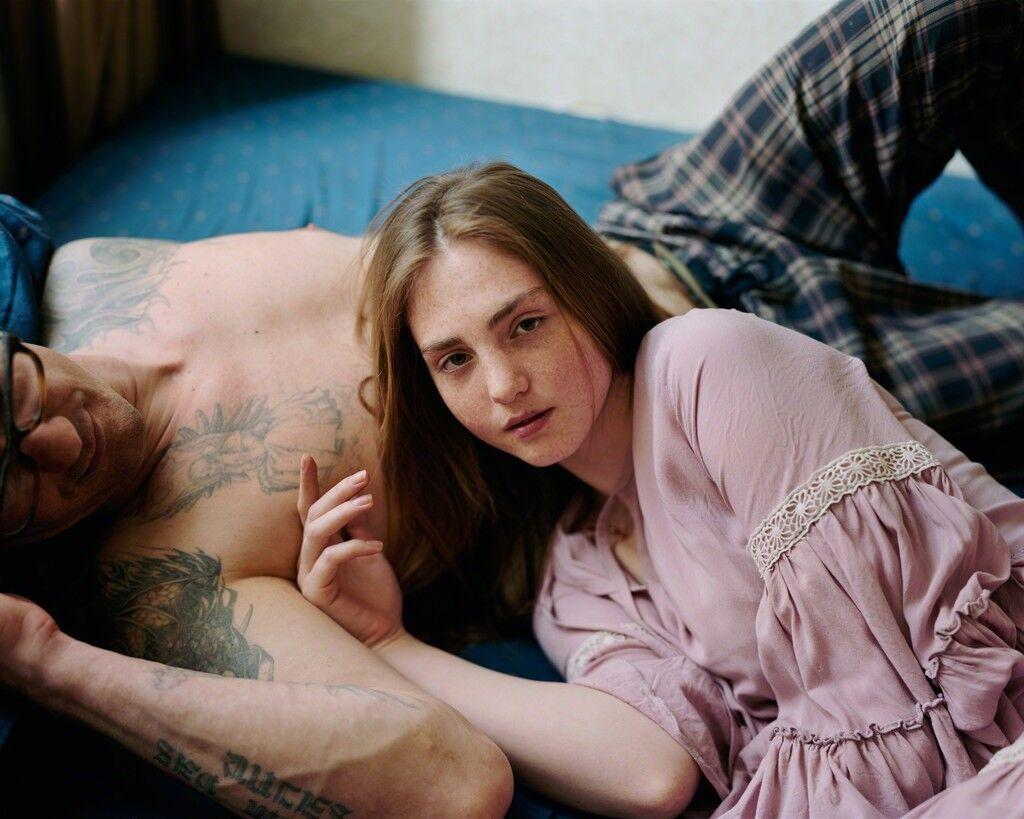 Sonya and Dombrovsky. Odessa.