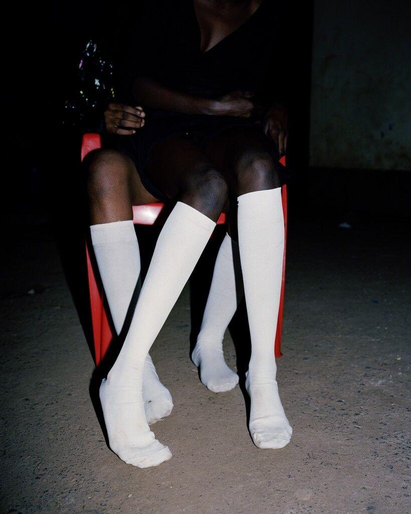 White Socks #2