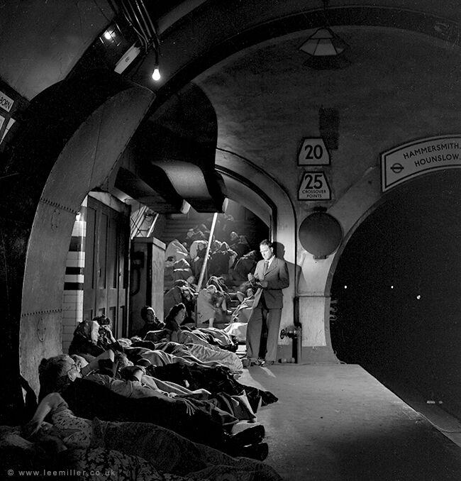 Henry Moore, Holborn Underground Station, London, England