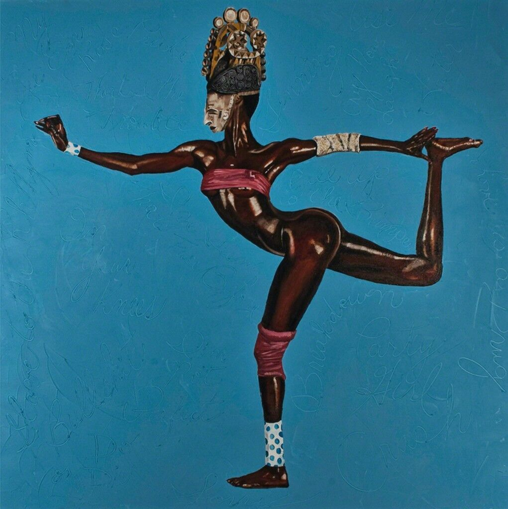 Igbo Grace, African Diva