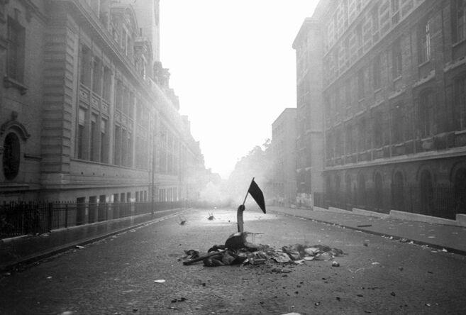 Mai 68, Rue Saint-Jacques, Paris