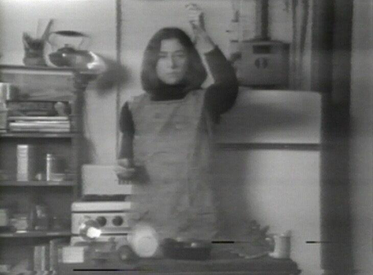 Semiotics of the kitchen