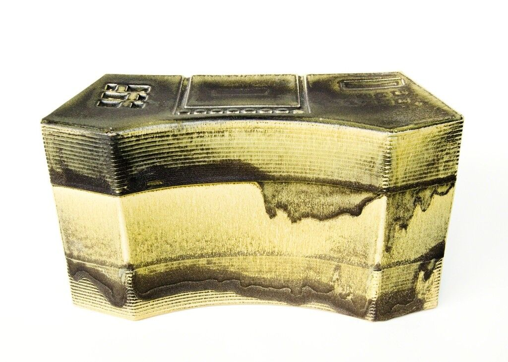 Bose Soundwave (black-yellow glaze)