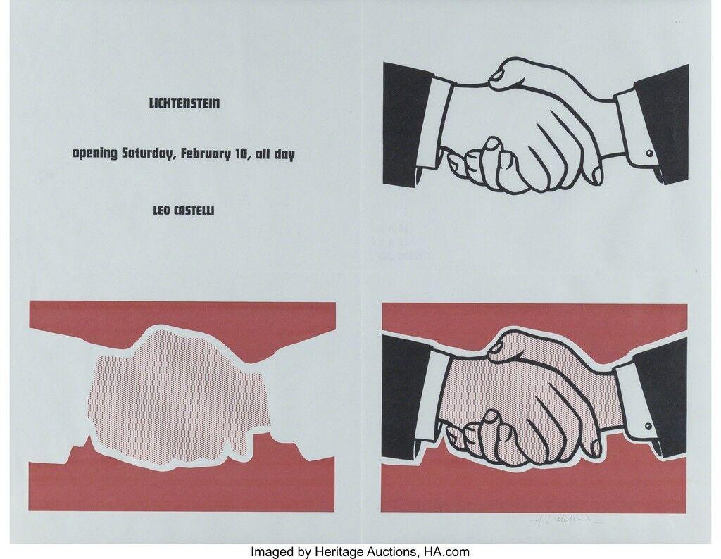 Handshake (Castelli mailer)