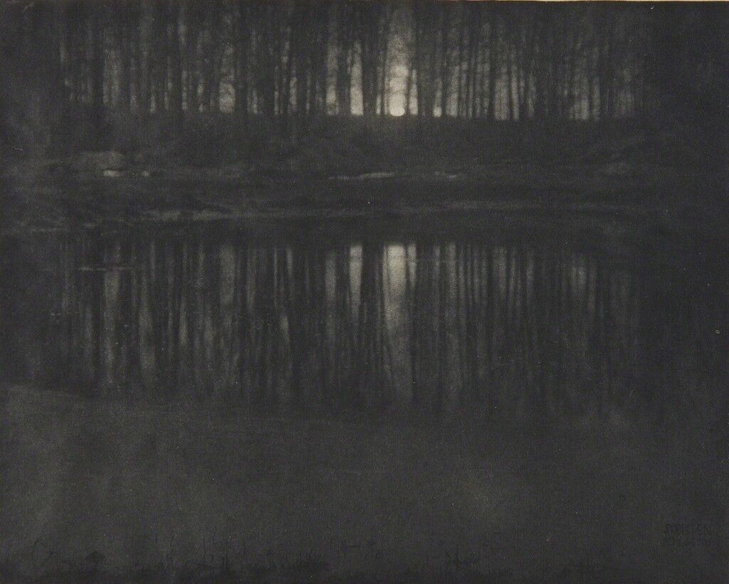 Moonlight: The Pond